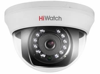 Камера видеонаблюдения Hikvision HiWatch DS-T201 белый (DS-T201 (6 MM))