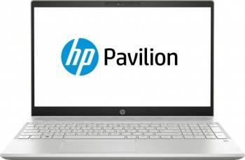 "Ноутбук 15.6"" HP 15-cw1000ur серебристый (6PS22EA)"