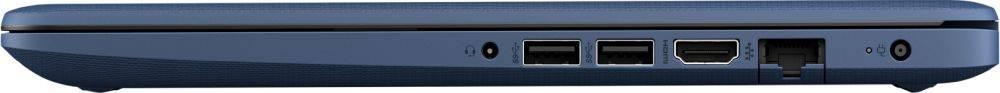 """Ноутбук 14"""" HP 14-cm1003ur синий (6ND94EA) - фото 5"""