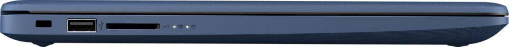 """Ноутбук 14"""" HP 14-cm1003ur синий (6ND94EA) - фото 6"""