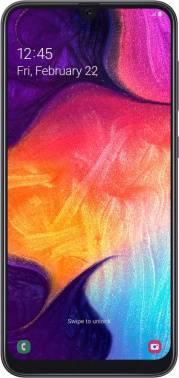Смартфон Samsung Galaxy A50 SM-A505F 64ГБ черный (SM-A505FZKUSER)