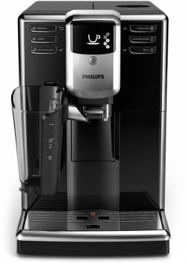 Кофемашина Philips Series 5000 EP5040/10 черный/серебристый