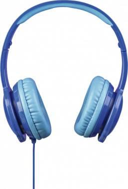 Наушники Hama Blink`n Kids голубой (00135663)