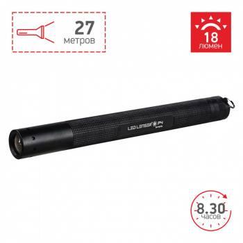 Ручной фонарь Led Lenser P4 черный (8404)