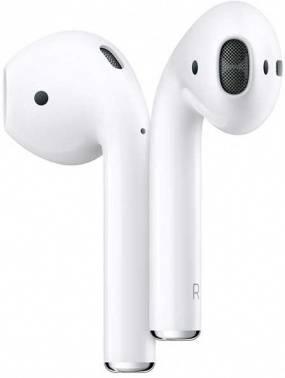 Гарнитура Apple AirPods белый (MV7N2RU/A)