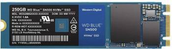 Накопитель SSD 250Gb WD Blue WDS250G1B0C PCI-E x2