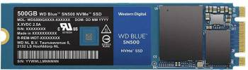 Накопитель SSD 500Gb WD Blue WDS500G1B0C PCI-E x2
