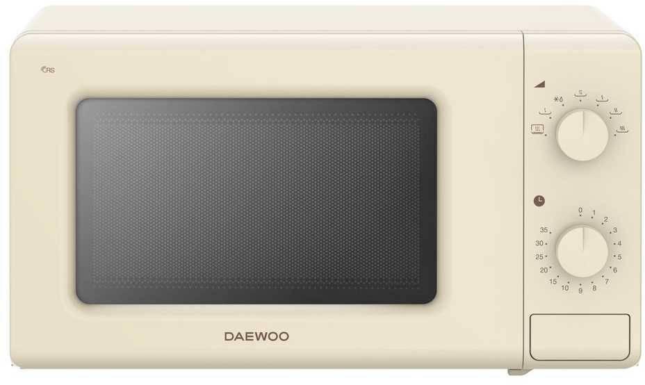 СВЧ-печь Daewoo KOR-7717C бежевый - фото 1