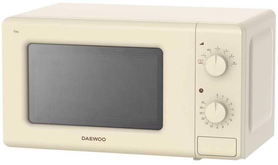 СВЧ-печь Daewoo KOR-7717C бежевый - фото 2