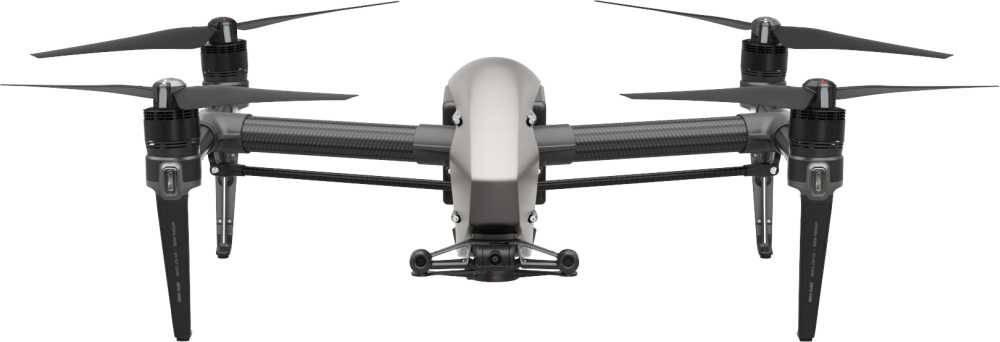 Квадрокоптер DJI Inspire 2 серый - фото 2