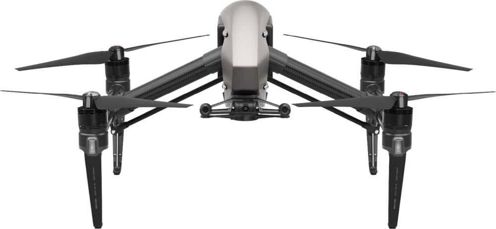Квадрокоптер DJI Inspire 2 серый - фото 4