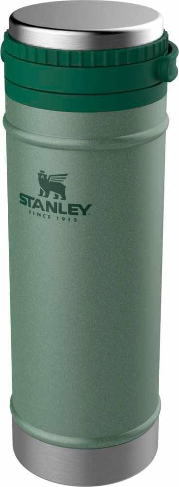 Термокружка Stanley The Travel Mug French Press зеленый (10-01855-014) - фото 2