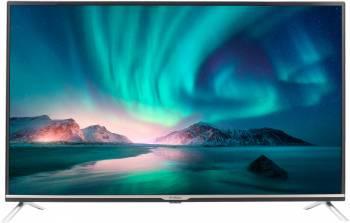 Телевизор Hyundai H-LED43ET3001 черный/серебристый