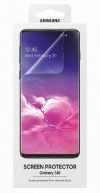 Защитная пленка Samsung ET-FG973CTEGRU для Samsung Galaxy S10