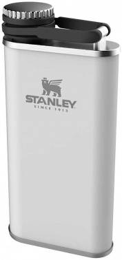 Фляга Stanley The Easy-Fill Wide Mouth Flask белый (10-00837-128)