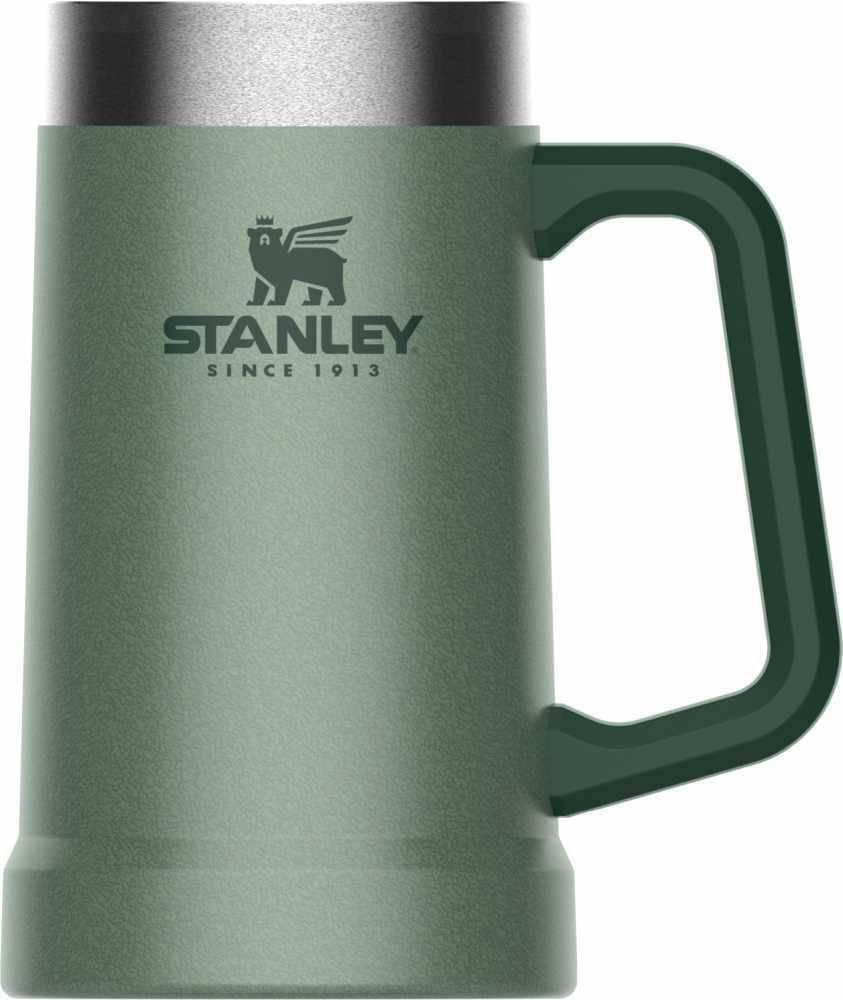 Термокружка Stanley Adventure Vacuum Stein зеленый (10-02874-033) - фото 1