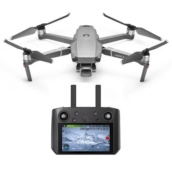 Квадрокоптер DJI Mavic 2 Pro Smart Controller серый - фото 1