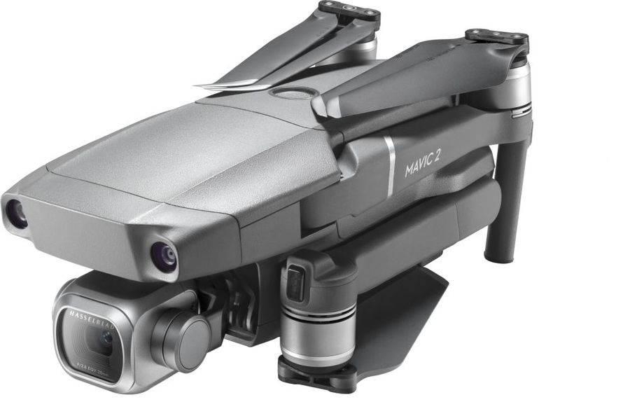 Квадрокоптер DJI Mavic 2 Pro Smart Controller серый - фото 5