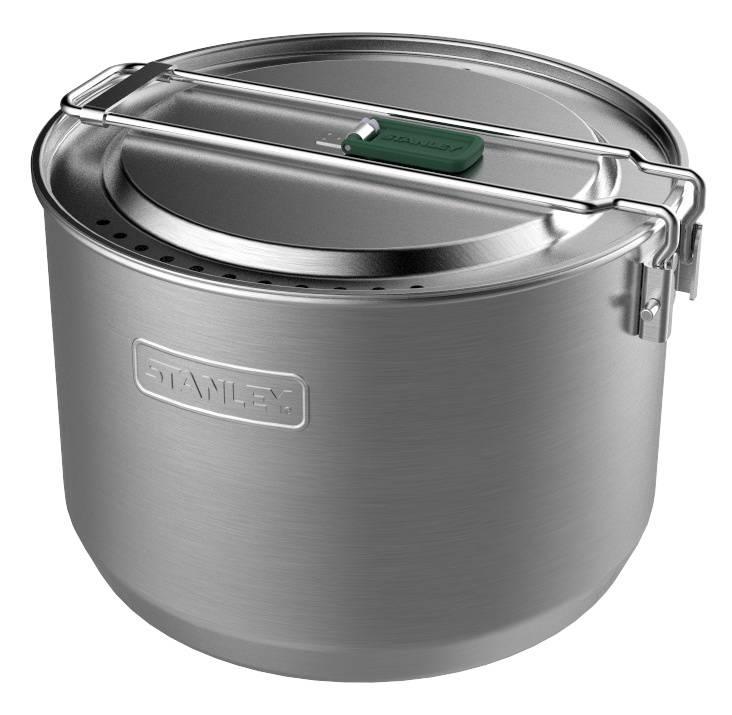 Набор термопосуды Stanley Adventure 1 Pot Prep+Cook Set серебристый (10-01715-017) - фото 3