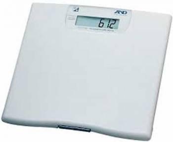 Весы напольные электронные A&D UC-911BT белый (I02087)