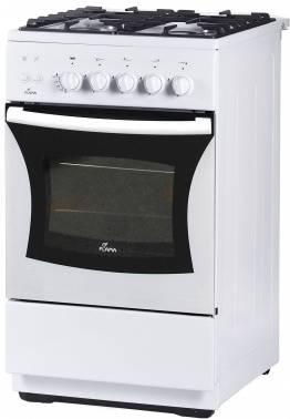 Плита газовая Flama FG 24230 W белый, без крышки