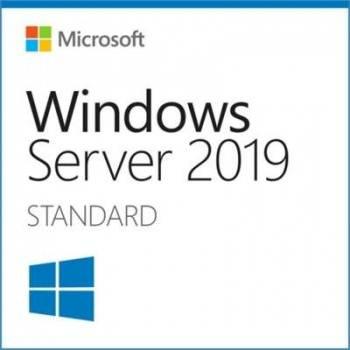 Операционная система Microsoft Server 2019 Std 10 Clt 64 bit BOX (P73-07701)