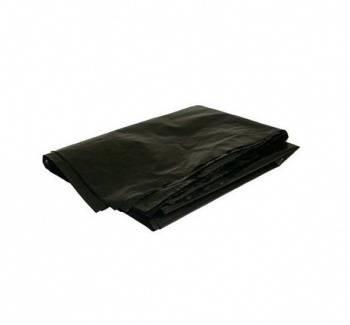 Пакеты мусорные 180л 50мкм черный в пачке (упак.:50шт) (S016NN)