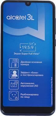 Смартфон Alcatel 3L (2019) 5039D 16ГБ синий (5039D-2BALRU2)