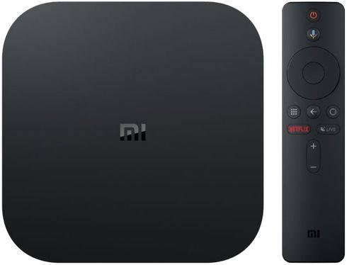 Медиаплеер Xiaomi Mi TV Box S EU - фото 1