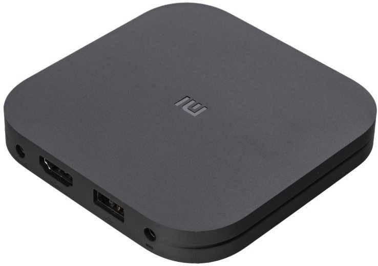 Медиаплеер Xiaomi Mi TV Box S EU - фото 3