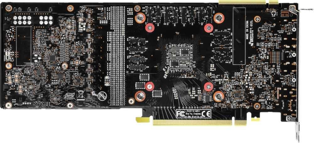 Видеокарта Palit PA-RTX2080 8G 8192 МБ (NE62080020P2-180F) - фото 3