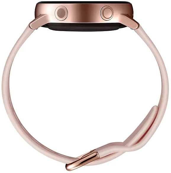 Смарт-часы SAMSUNG Galaxy Watch Active розовое золото (SM-R500NZDASER) - фото 5