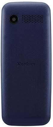 Мобильный телефон Philips Xenium E125 синий (867000159817) - фото 2