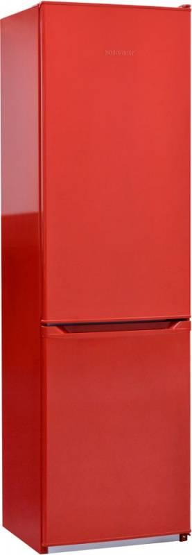 Холодильник Nordfrost NRB 110 832 красный (00000256544) - фото 1