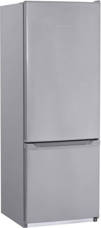 Холодильник Nordfrost NRB 137 332 серебристый (00000256589) - фото 1