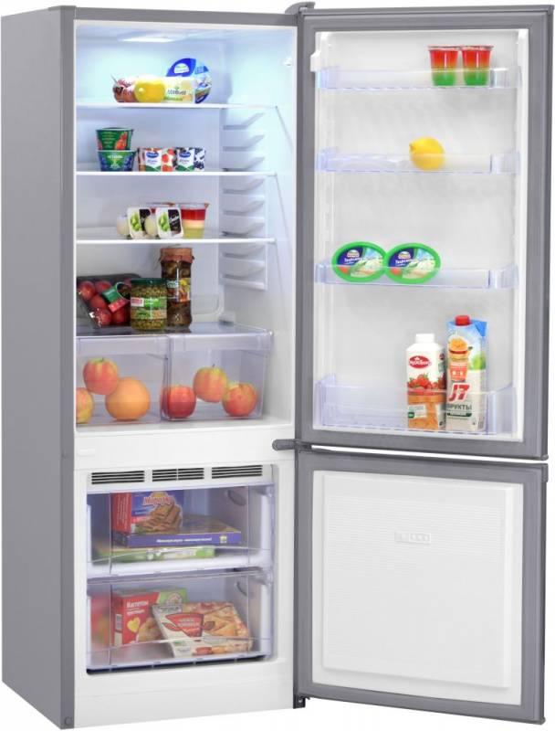 Холодильник Nordfrost NRB 137 332 серебристый (00000256589) - фото 2