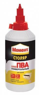 Клей ПВА Момент Столяр 1960504 750гр