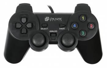 Геймпад Оклик GP-200M черный