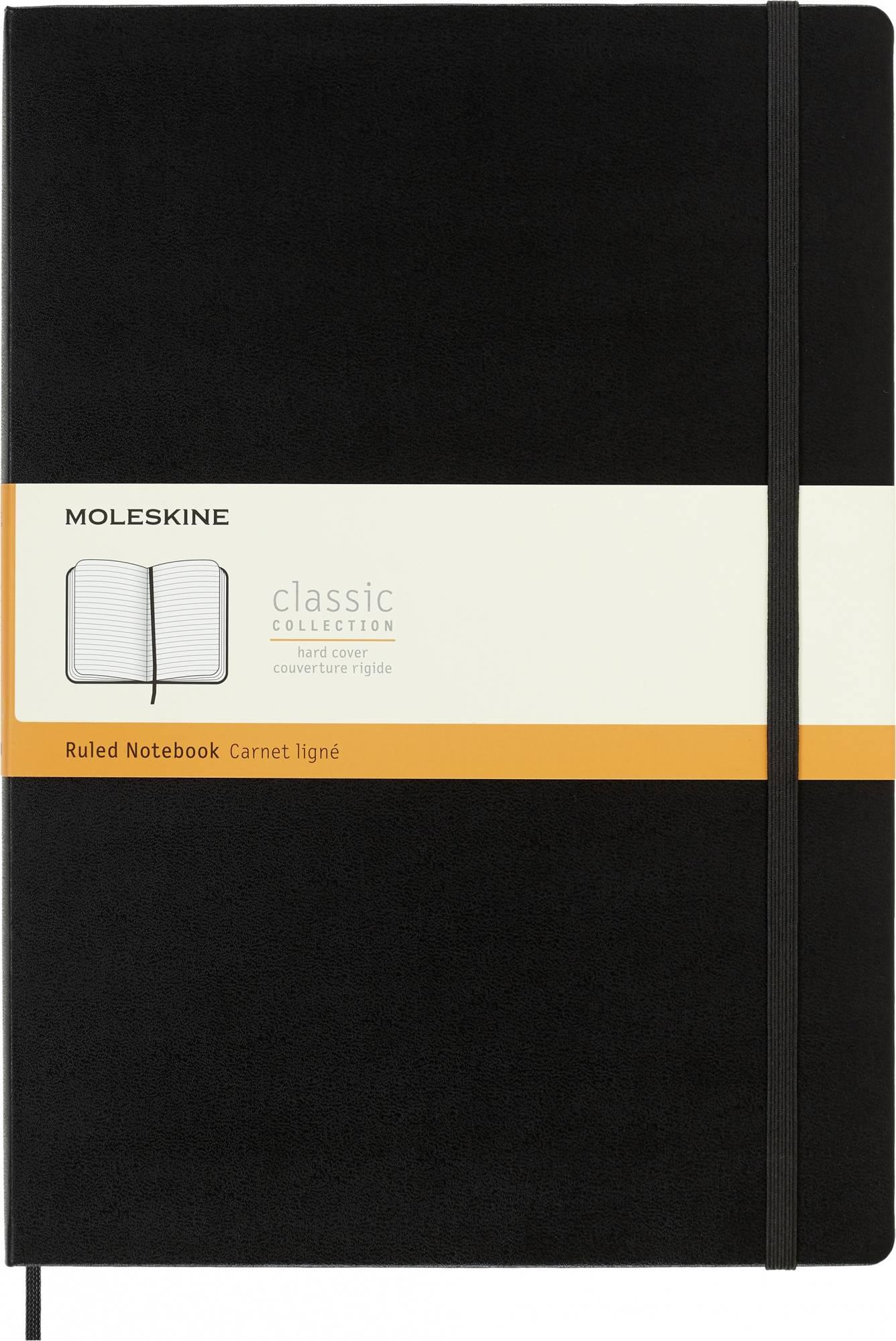 Блокнот Moleskine Classic A4 черный (QP110) - фото 1