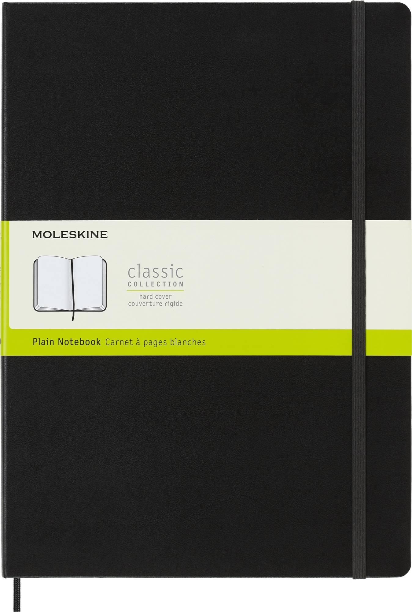 Блокнот Moleskine Classic A4 черный (QP112) - фото 1