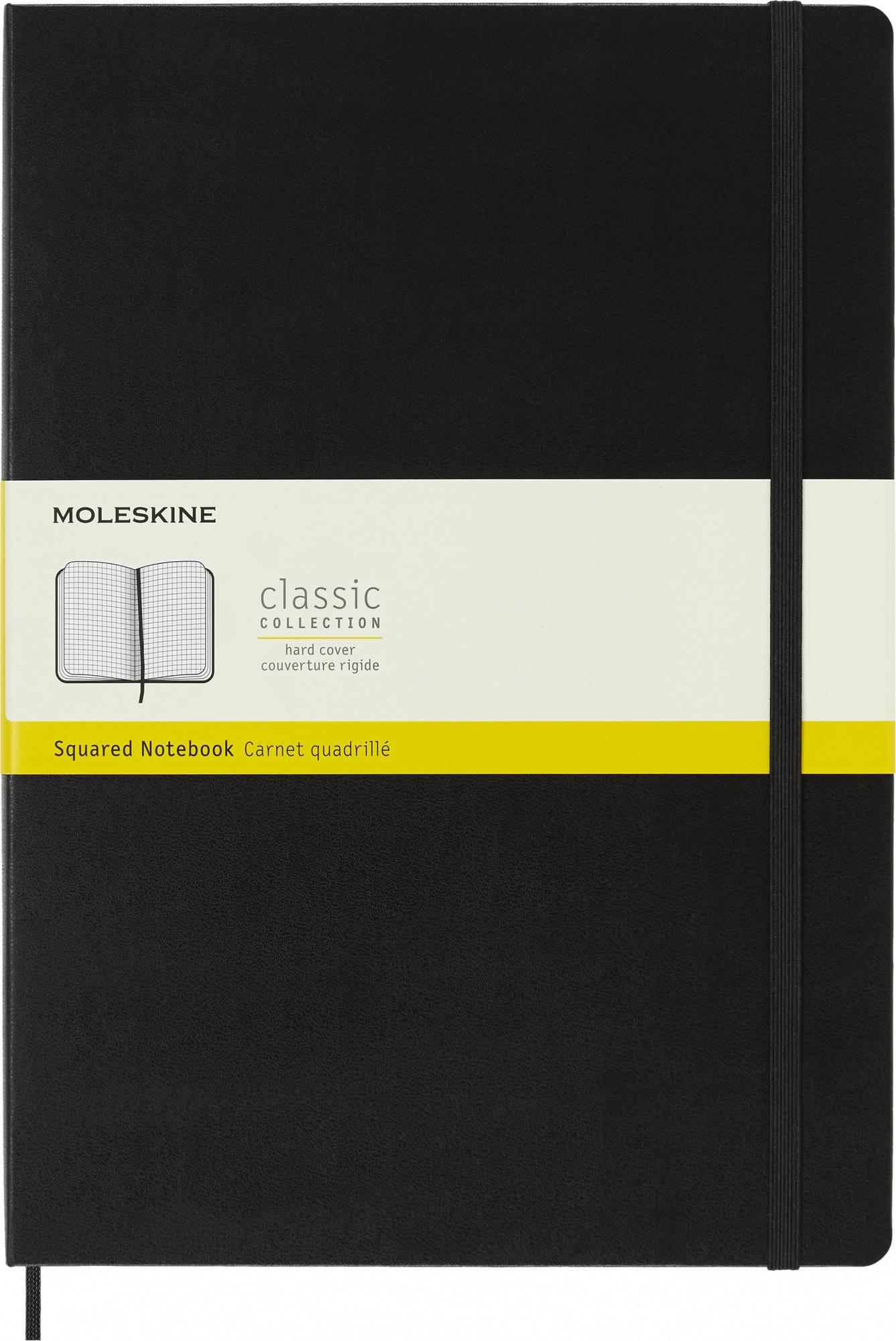Блокнот Moleskine Classic A4 черный (QP111) - фото 1