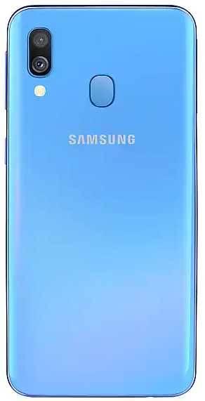 Смартфон Samsung Galaxy A40 SM-A405F 64ГБ синий (SM-A405FZBGSER) - фото 2
