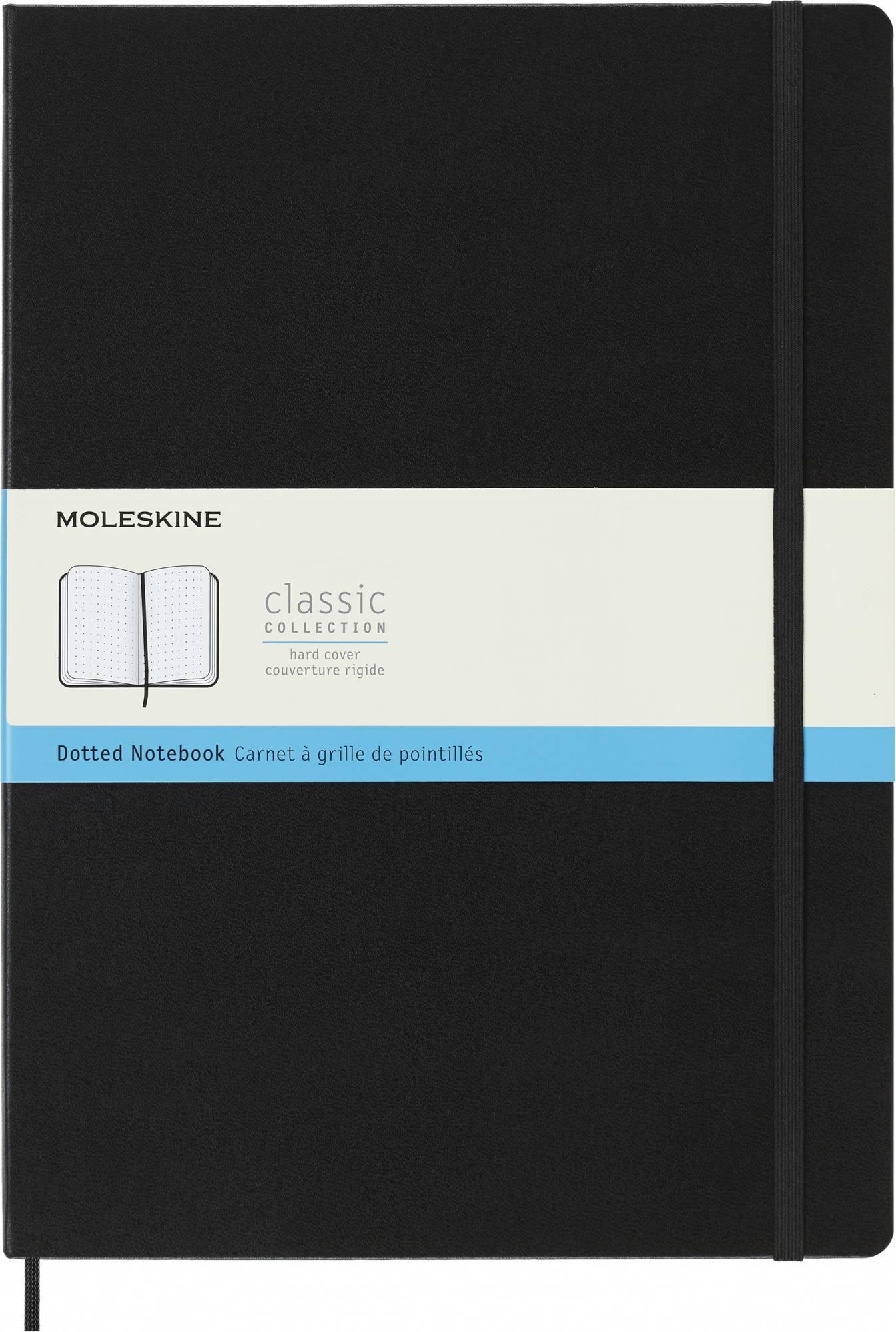 Блокнот Moleskine Classic A4 черный (QP113) - фото 1