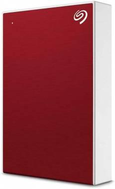 Внешний жесткий диск 4Tb Seagate Backup Plus STHP4000403 красный USB 3.0