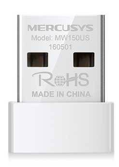 Сетевой адаптер WiFi Mercusys MW150US
