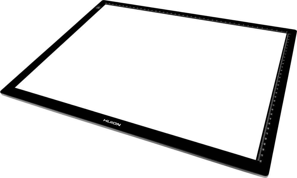 Графический планшет Huion LA3 черный - фото 4
