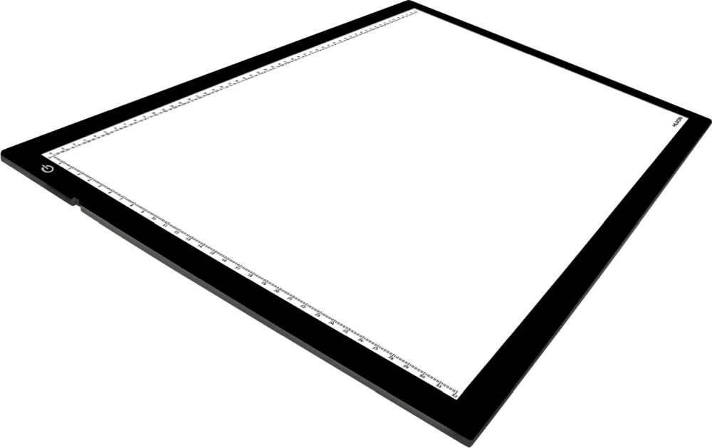 Графический планшет Huion A2 черный - фото 4