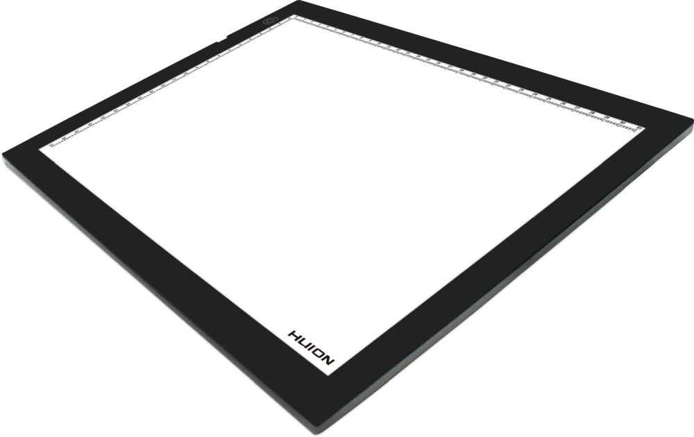 Графический планшет Huion A4 черный - фото 4