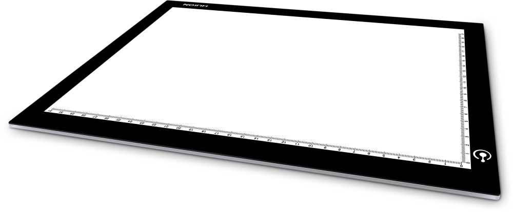 Графический планшет Huion L4S черный - фото 3
