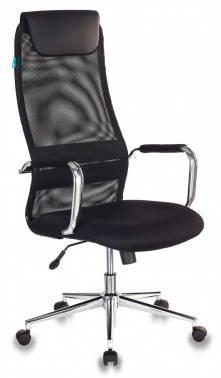 Кресло руководителя Бюрократ KB-9N/BLACK черный